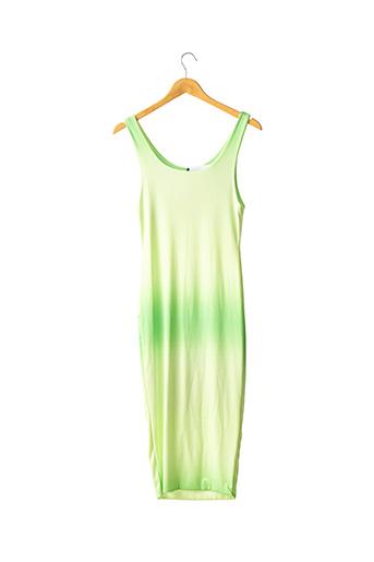Robe longue vert PRETTY LITTLE THING pour femme