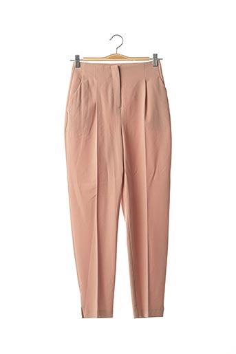 Pantalon chic rose ASOS pour femme