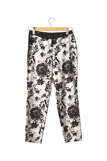 Pantalon casual noir BIANCA pour femme