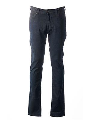 Jeans coupe slim bleu PETROL INDUSTRIES pour homme