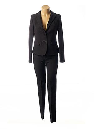 Veste/pantalon noir KOCCA pour femme