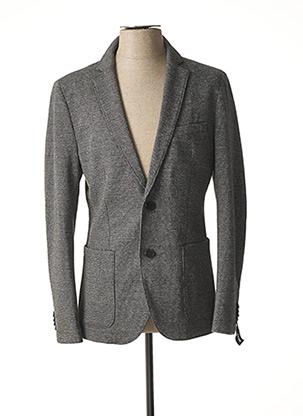 Veste chic / Blazer gris TOM TAILOR pour homme