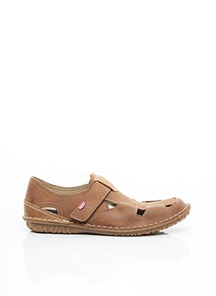 Sandales/Nu pieds marron ON FOOT pour homme