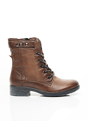 Bottines/Boots marron DREAM IN GREEN pour femme
