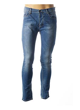 Jeans coupe slim bleu IMPERIAL pour homme
