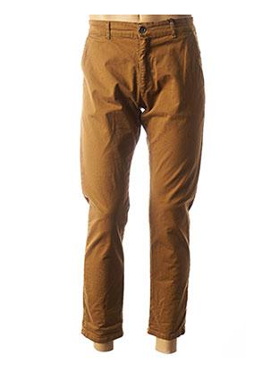 Pantalon casual marron IMPERIAL pour homme