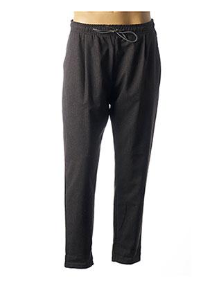 Pantalon casual noir IMPERIAL pour homme