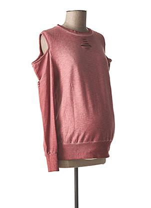 Sweat-shirt rose LOVE2WAIT pour femme