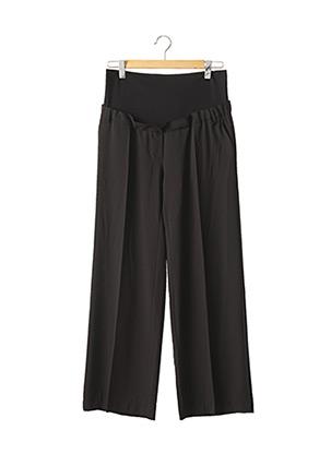 Pantalon chic noir ATTESA pour femme
