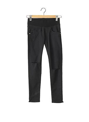 Pantalon casual noir BRUNO BANANI pour femme