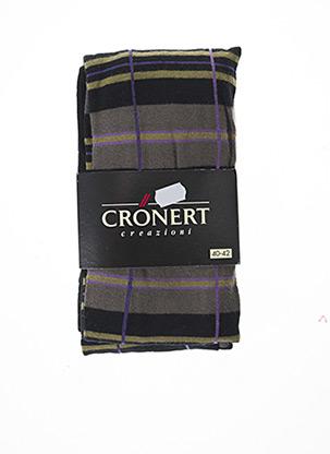 Collants noir CRONERT pour femme