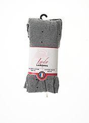 Collants gris LABONAL pour femme seconde vue