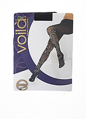 Collants noir VOILA pour femme seconde vue