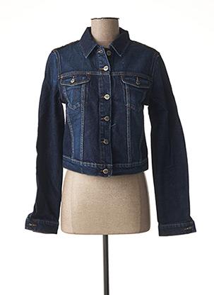 Veste en jean bleu DENIM &DRESS pour femme