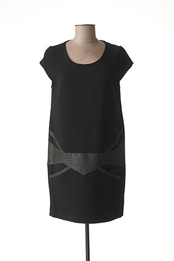 Robe courte noir COP COPINE pour femme