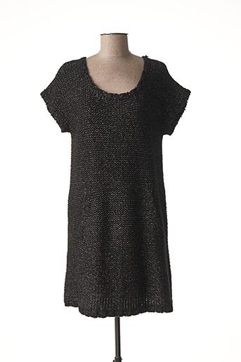 Robe pull noir CHIPIE pour femme