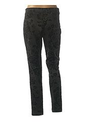 Pantalon casual noir JOSEPH RIBKOFF pour femme seconde vue