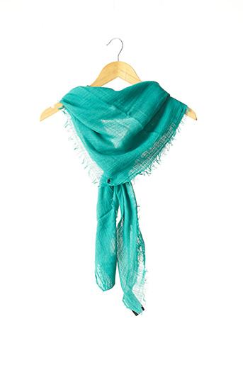 Foulard bleu IKKS pour femme