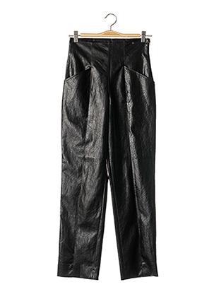 Pantalon casual noir TWINSET pour femme