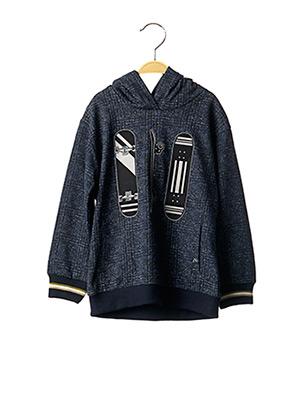 Sweat-shirt bleu MAYORAL pour garçon