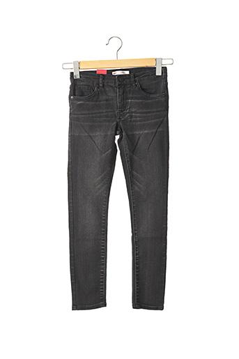 Jeans skinny noir LEVIS pour fille