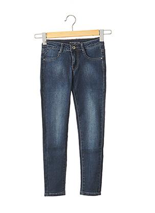 Jeans coupe slim bleu MINI MIGNON pour garçon