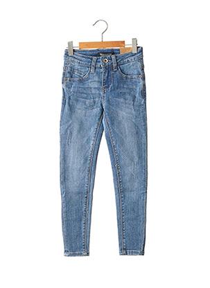 Jeans skinny bleu MINI MIGNON pour fille