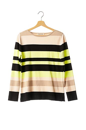 Pull col rond vert BETTY BARCLAY pour femme