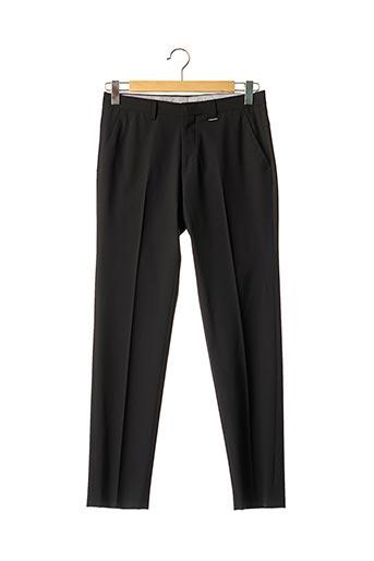 Pantalon chic noir BILL TORNADE pour homme