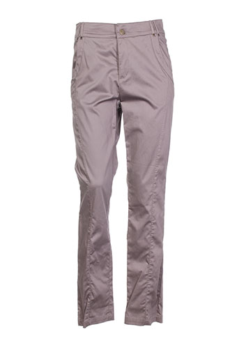 Pantalon casual beige PAUPORTÉ pour femme