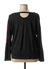 T-shirt manches longues noir MELLEM pour femme seconde vue
