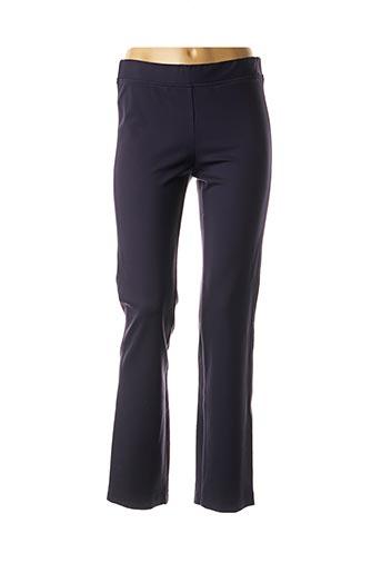Pantalon casual bleu ARONA pour femme