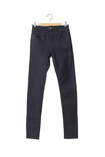 Jeans skinny bleu MKT STUDIO pour femme