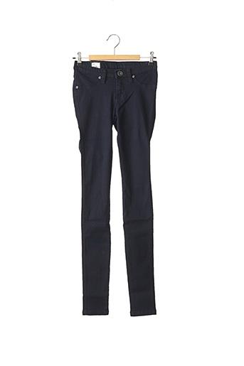 Jeans skinny marron DR DENIM pour femme