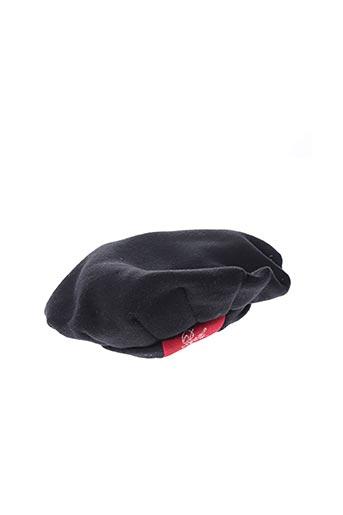 Bonnet noir BERTHE AUX GRANDS PIEDS pour femme