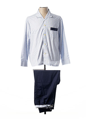 Pyjama bleu FEBEL pour homme