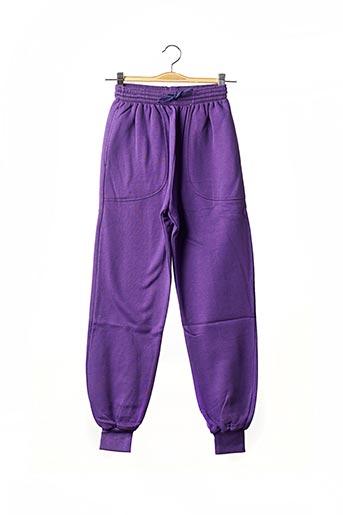 Jogging violet K. WAY pour enfant