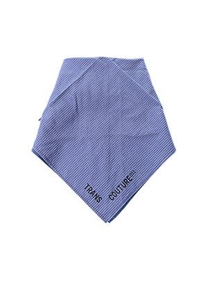 Foulard bleu SUPER MARCHÉ pour unisexe