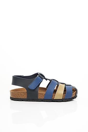 Sandales/Nu pieds bleu LA MAISON DE L'ESPADRILLE pour garçon