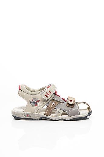 Sandales/Nu pieds gris SK8 pour garçon
