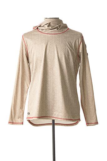 Sweat-shirt beige ICEPEAK pour femme