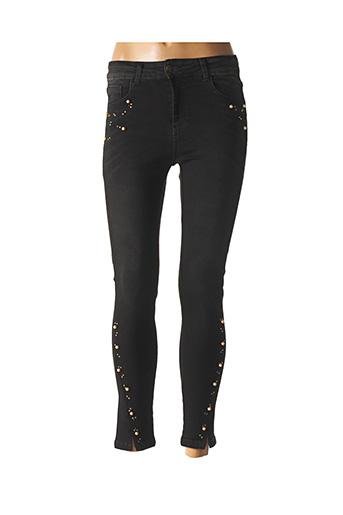 Jeans skinny noir LOLITAS & LOLOS pour femme
