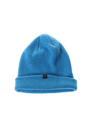 Bonnet bleu NIKE pour femme