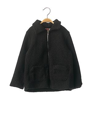 Manteau court noir LPC GIRLS pour fille