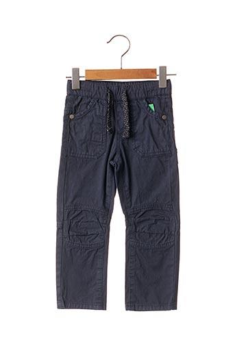 Pantalon casual bleu KNOT SO BAD pour garçon