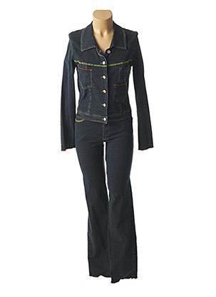 Veste/pantalon bleu ROSA ROSAM pour femme