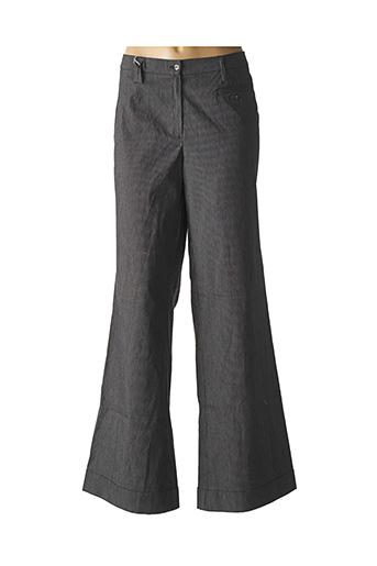 Pantalon casual noir ROSA ROSAM pour femme