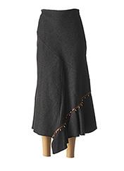 Jupe longue noir COCO MENTHE pour femme seconde vue