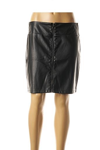 Jupe courte noir BEST MOUNTAIN pour femme