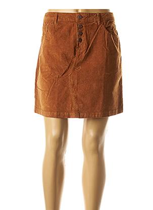 Jupe courte marron BEST MOUNTAIN pour femme
